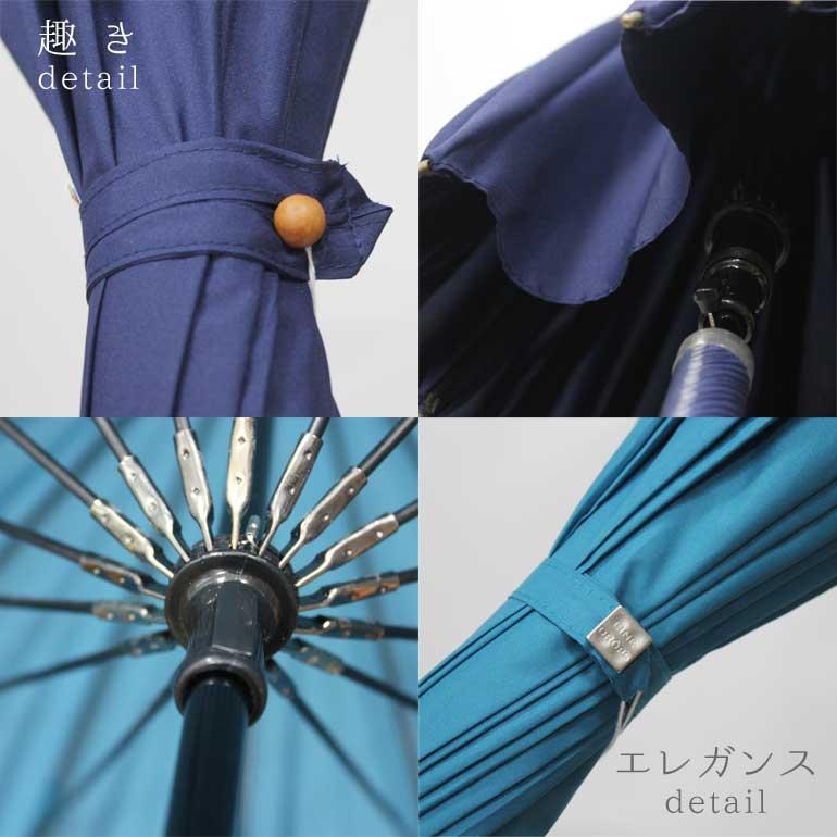 傘本体 detail