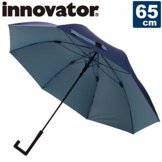 【innovator】Aジャンプ傘 65cm 男女兼用