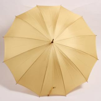 【WAKAO】藤手元 ライトオレンジ レディース雨傘 55cm