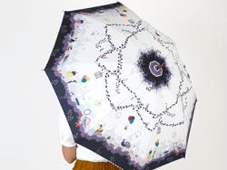 個性的なデザイン日傘にチャレンジ
