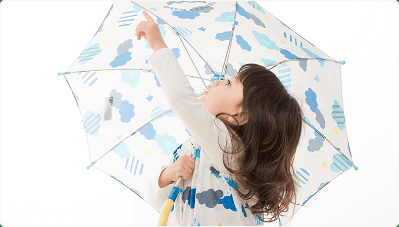 素敵なレイングッズで雨の日を特別な日に