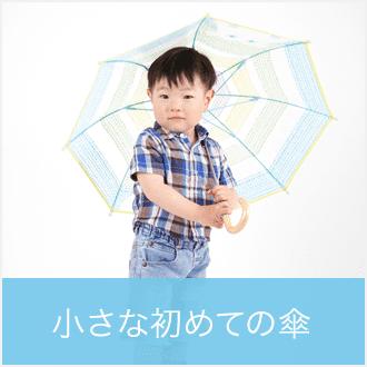小さな初めての傘