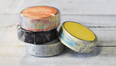 LINEDROPS 本店リニューアル記念 購入商品をSNSに投稿でマスキングテーププレゼント
