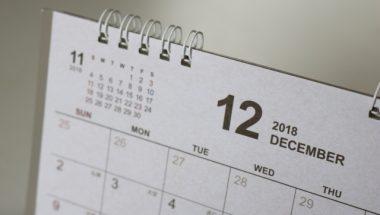 【重要】年末年始の営業について