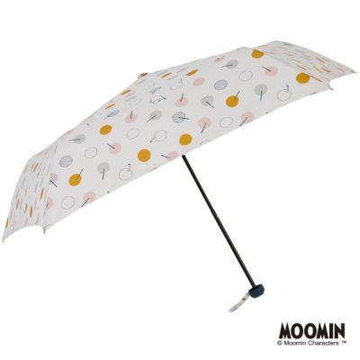 【MOOMIN】キャラクターアンブレラ 折りたたみ 55cm ムーミン/しあわせしっぽ
