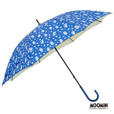 【MOOMIN】キャラクター 晴雨兼用日傘 50cm ムーミン/手描きドット【One's Plus】