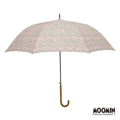 【MOOMIN】キャラクターアンブレラ 60cm ジャンプ リトルミイ/かくれんぼ