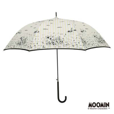 【MOOMIN】キャラクターアンブレラ 60cm ジャンプ ムーミン/ムーミン谷の夏まつり