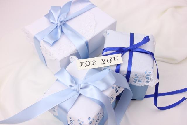 ホワイトデーの贈り物