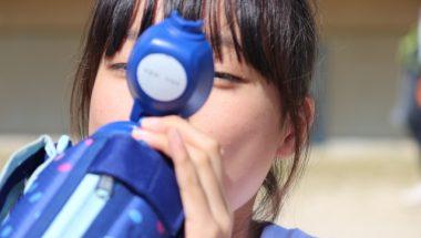 【子供の熱中症】予防と対策、子供用日傘のご提案