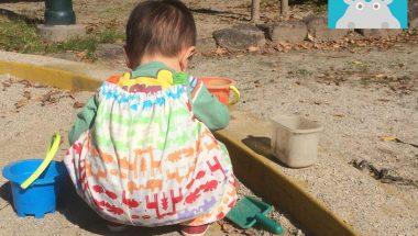 砂場着はいろんな場面で大活躍!ママの口コミもご紹介します